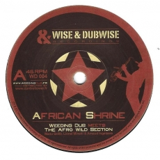Weeding Dub, Afro Wild Section