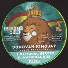 Donovan Kingjay