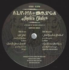 Alpha & Omega Meets Indica Dubs feat. Earl Sixteen