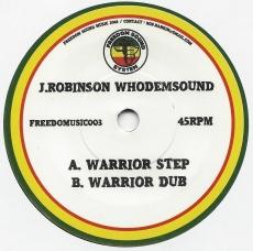 Whodemsound, J. Robinson