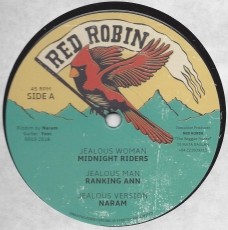 Midnight Riders, Ranking Ann