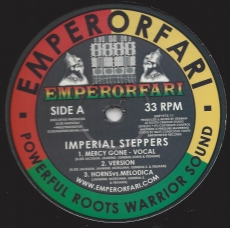 Imperial Steppers