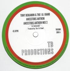 Tony Benjamin & The I & I Band