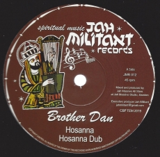 Brother Dan & Jah Massive Allstars
