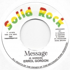 Errol Gordon