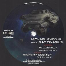 Michael Exodus meets Ras Divarius