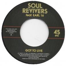 Soul Revivers, Earl 16
