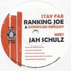 Ranking Joe & Donovan Kingjay meet Jah Schulz