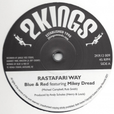 Blue Red feat. Mikey Dread