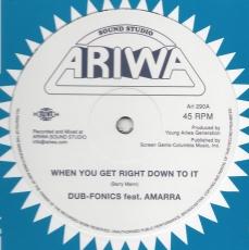 Dub-Fonics feat. Amarra
