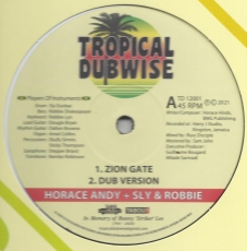 Horace Andy meets Sly & Robbie