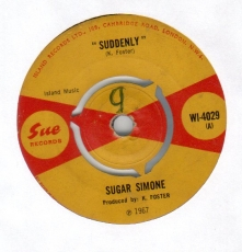 Sugar Simone