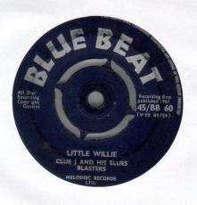 Clue J & The Blues Blasters