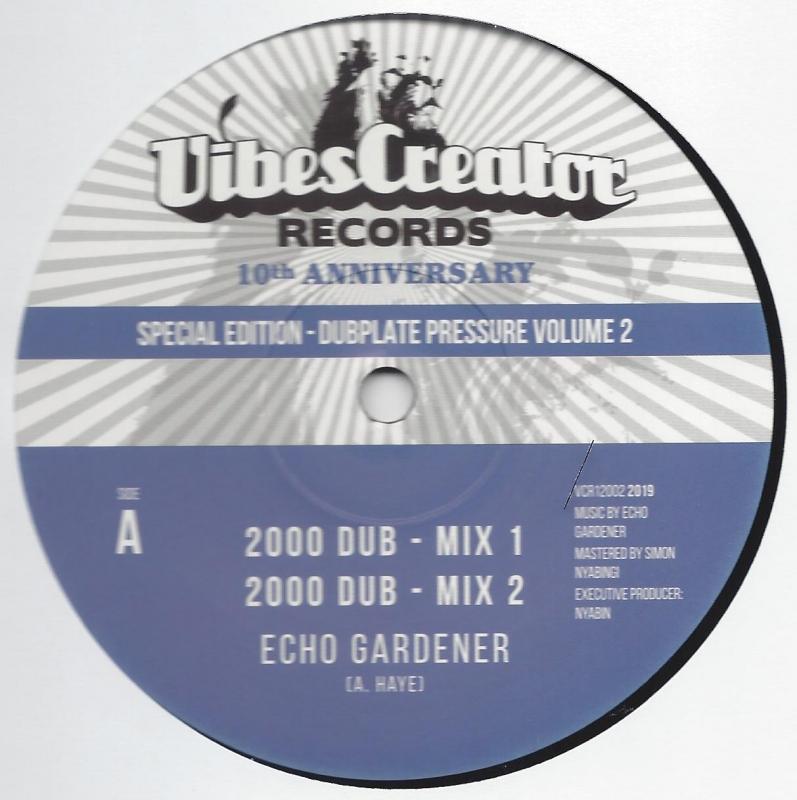 Echo Gardener - 2000 Dub - Tuffy