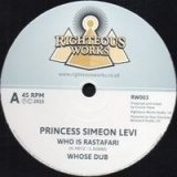 Princess Simeon Levi