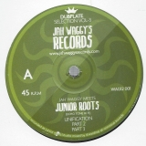 Jah Waggy Meets Junior Roots