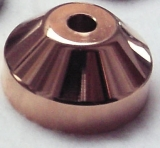 Spindle-Adapter Stainless Steel GOLDEN (Conical For 7Inch)