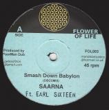 Saarna, Earl Sixteen