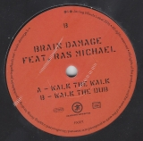 Brain Damage, Ras Michael