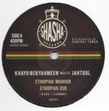 Khayo Ben Yahmeen meets Jah Tool