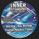 Ras Attitude meets I David