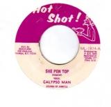 Calypso Man