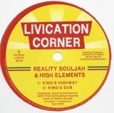 Reality Souljah & High Elements