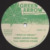 Green Arrow faet. Jonnygo Figure