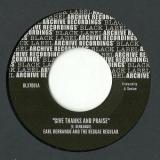 Earl Derrango & Reggae Regular
